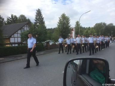 Im Sommer ist im Sauerland immer irgendwo Schützenfest, für viele Ureinwohner das Highlight des Jahres.
