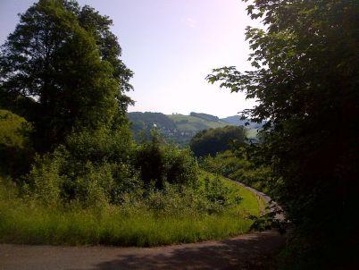 Kurz vor Grevenstein