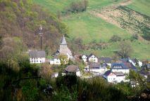 Blick auf St. Antonius, Grevenstein