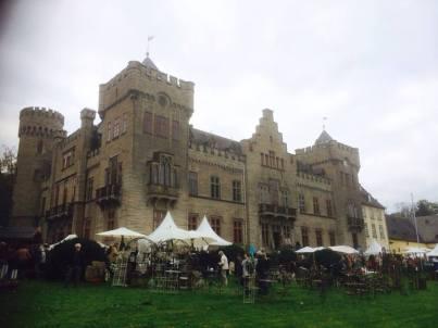 Schloss Herdringen in Arnsberg - immer wieder Schauplatz für schöne Ausstellungen oder Konzerte.