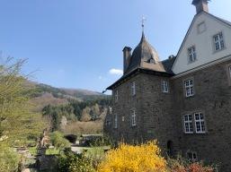 Schloss Lenhausen am Sauerlandradring