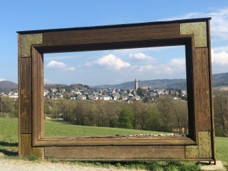 Blick auf Schmallenberg