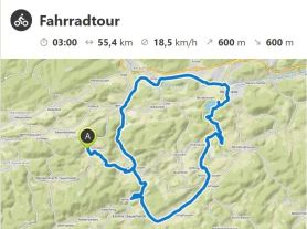 Sauerlandradring Nordschleife2